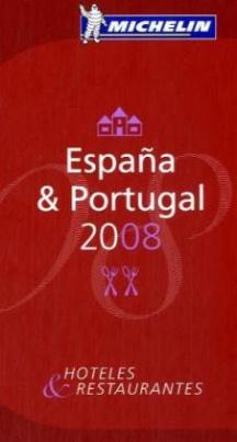 Michelin Espana & Portugal 2008