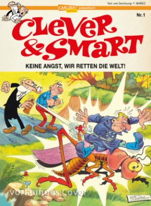 Clever und Smart 1: Clever & Smart, Band 1