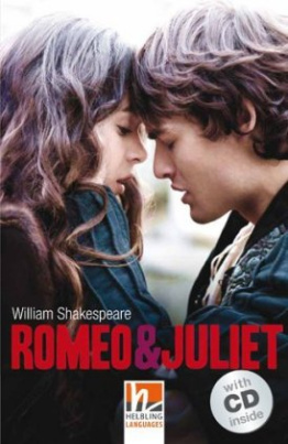 Romeo & Juliet, mit 1 Audio-CD, m. 1 Audio-CD, 2 Teile