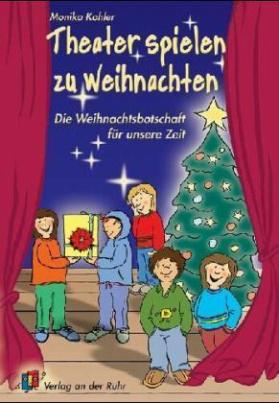 Theater spielen zu Weihnachten