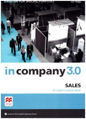 Sales - Student's Book Pack with Access to th Student's Resource Center