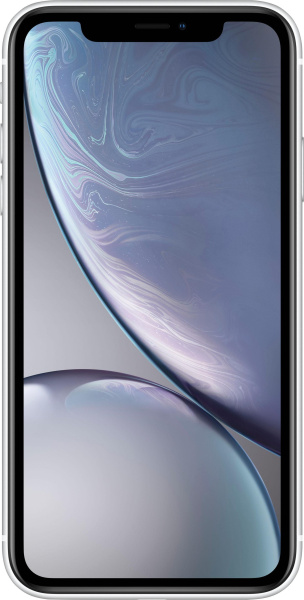 "APPLE Smartphone ""iPhone XR"" (64 GB, weiß)"