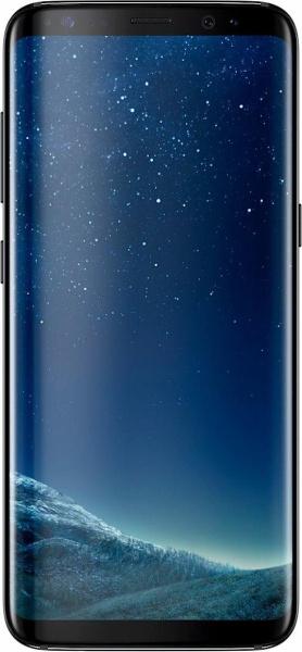 "SAMSUNG Smartphone ""Galaxy S8 Plus"" (6,1 Zoll, LTE, Android, schwarz, 2017)"