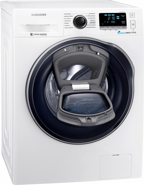 """SAMSUNG Waschmaschine """"WW6500 WW8EK6404QW/EG"""" (A+++, 8 kg, 1400 U/Min, AddWash)"""