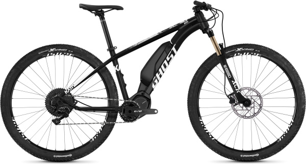 "GHOST E-Bike ""Hybride Kato S3.9"" (MTB, 29 Zoll, RH 46, 11 Gänge, Mittelmotor)"