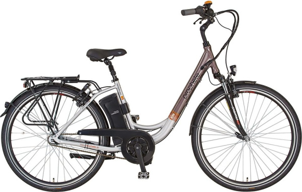 """PROPHETE E-Bike """"Navigator Pro"""" (City, 28 Zoll, RH 46, Mittelmotor)"""
