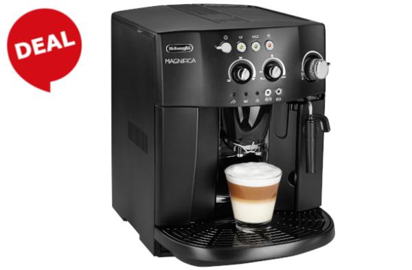 "DE\u0027LONGHI Kaffeevollautomat ""Magnifica ESAM 4008"" (15 bar, Kegel-Mahlwerk)"