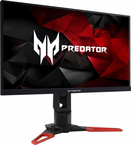 "ACER Gaming-Monitor ""Predator XB271HUA"" (27 Zoll, 2560x1440 WQHD, Twisted Nematic Film Technologie)"