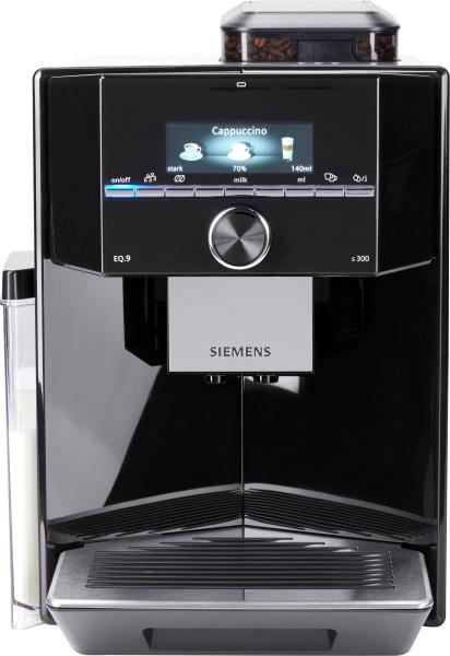 """SIEMENS Kaffeevollautomat """"EQ.9 s300 TI923509DE"""""""