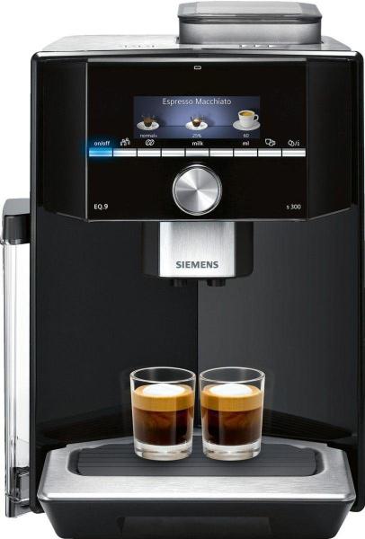 """SIEMENS Kaffeevollautomat """"EQ.9 s300 TI913539DE"""" (19 bar, Keramikmahlwerk)"""