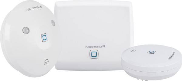 "HOMEMATIC IP Smart Home ""Starter Set Wasseralarm"""
