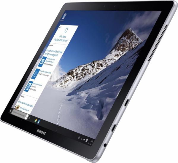 """SAMSUNG 2in1-Notebook """"Galaxy Book 12\"""" WiFi"""" (Intel\u00ae Core\u2122 i5, 256 GB Speicher)"""