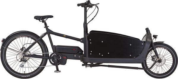 "PROPHETE E-Bike ""Cargo 1.1"" (26 Zoll, Transportbox, Mittelmotor)"