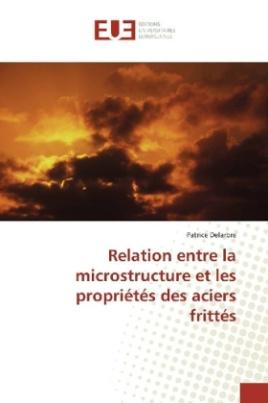 Relation entre la microstructure et les propriétés des aciers frittés