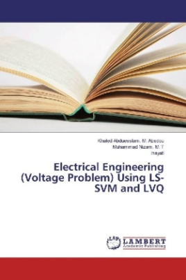 Electrical Engineering (Voltage Problem) Using LS-SVM and LVQ