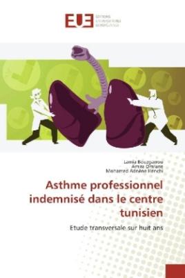 Asthme professionnel indemnisé dans le centre tunisien
