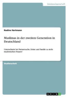 Muslimas in der zweiten Generation in Deutschland