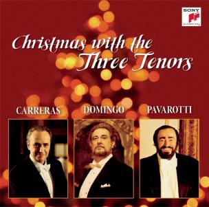 Weihnachten mit den drei Tenören