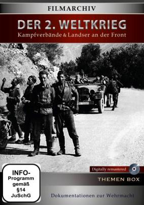 Der 2.Weltkrieg Kampfverbände & Landser
