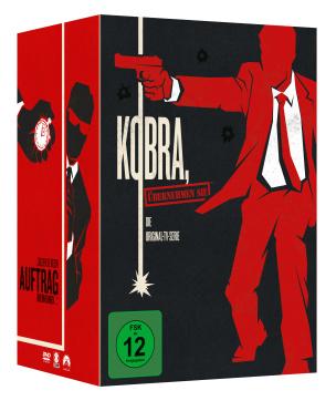 Kobra, übernehmen Sie - Die komplette Serie