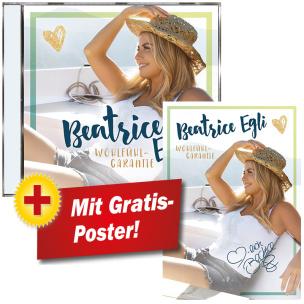 Wohlfühlgarantie + LIMITIERTES Beatrice Egli Poster