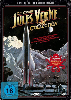 Die grosse Jules Verne Collection