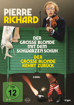 Pierre Richard: Der grosse Blonde