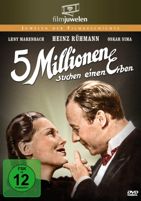 Filmjuwelen: Fünf Millionen suchen einen Erben