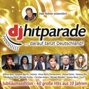 DJ Hitparade Jubiläumsedition 10 Jahre