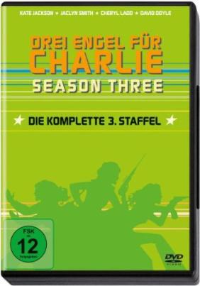 Drei Engel für Charlie - Staffel 3