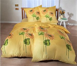 Bettwäsche Sonnenblumen 2tlg.