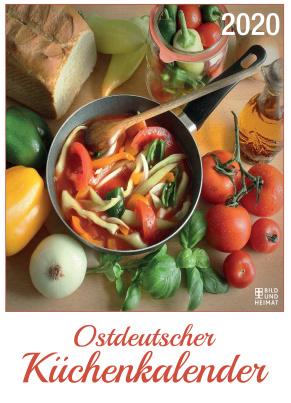Ostdeutscher Küchenkalender 2020