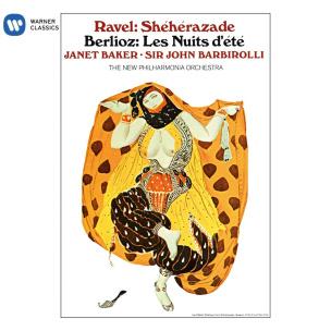 Ravel: Sheherazade / Berlioz: Les Nuits d'ete