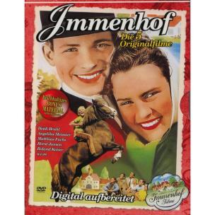 Immenhof - Die 5 Originalfilme