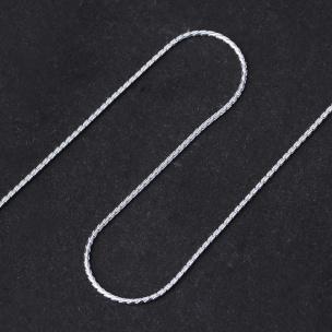 Ketter aus Silber Si925 46 cm lang