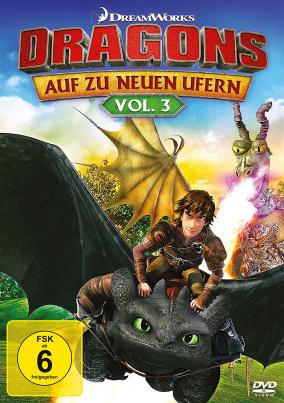 Dragons - Auf zu neuen Ufern Vol.3
