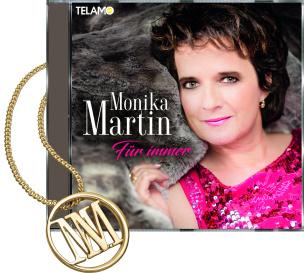 Für Immer + EXKLUSIVE Monika Martin Kette GRATIS!