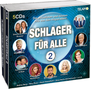 Schlager für Alle 2 - Die Sommer-Hits