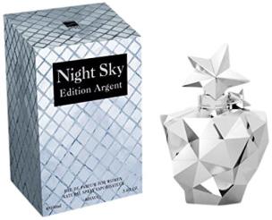 Parfüm Night Sky Edition Argent - Eau de Parfum für Sie (EdP)