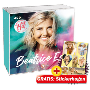 Die grosse Hit Kollektion! + GRATIS Stickerbogen