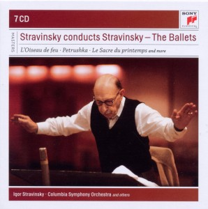Stravinsky conducts Stravinsky - The Ballets