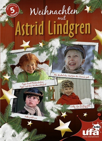 weihnachten mit astrid lindgren vol 1. Black Bedroom Furniture Sets. Home Design Ideas