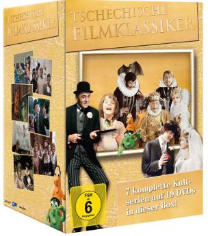 Tschechische Filmklassiker Komplettbox