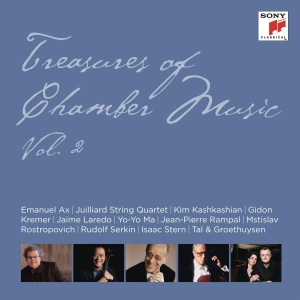Treasures of Chamber Music Vol. 2