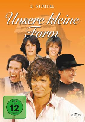 Unsere kleine Farm - Staffel 5