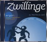 Astro-Hörbuch Sternzeichen Zwillinge: Liebe, Erfolg, Gesundheit