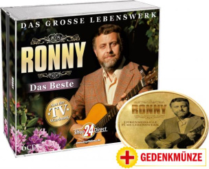 Ronny - Das Beste - Das große Lebenswerk + Die große Weihnachtshitparade