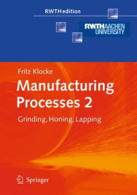 Manufacturing Processes. Vol.2