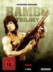 Rambo Trilogy (Special Edition, Uncut) - FSK 18