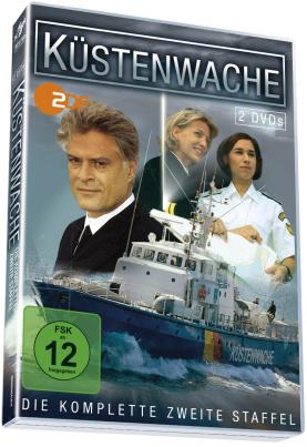Die Küstenwache  Die komplette 2. Staffel